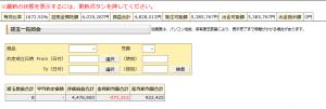 証拠金維持率の計算