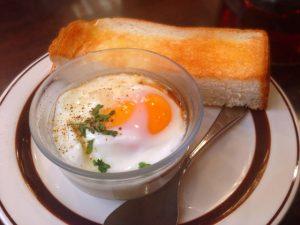 ヘルシオゆで卵と温泉卵