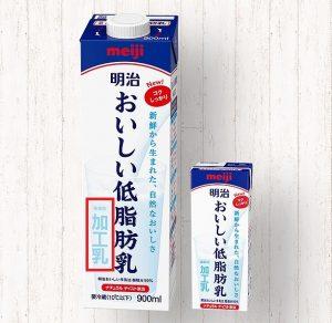 低脂肪乳と加工乳2