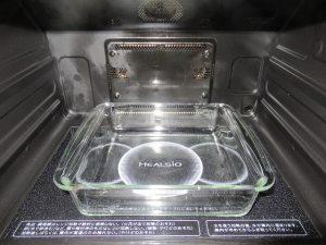 ヘルシオの耐熱容器
