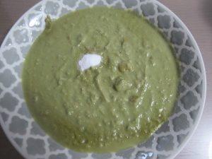 REATえだまめとキヌアの雑穀スープ